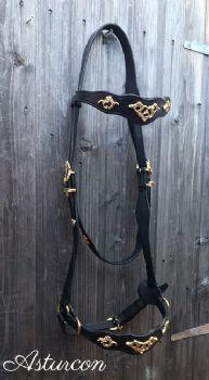 Portuguese Sidepull Bridle